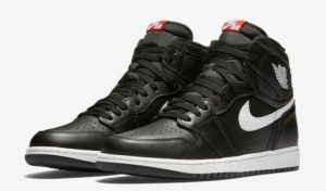 Air Jordan 1 Retro High OG Black/White-Black (Yin Yang)