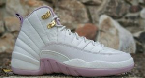 competitive price b85ad 2b99a Women Get Unique Footwear with Air Jordan 12 Retro GS Heiress