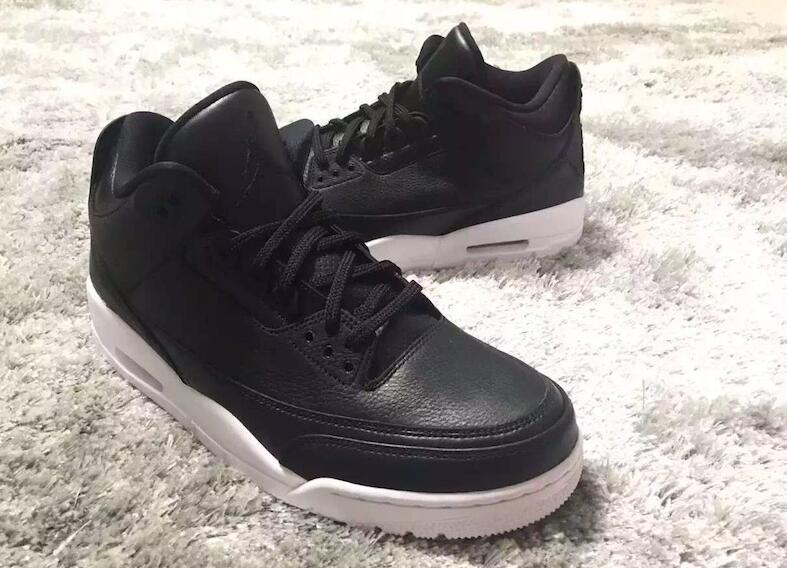Air Jordan 3 Cyber Monday Black/Black-White
