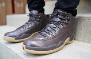 Air Jordan 12 Chocolate PE