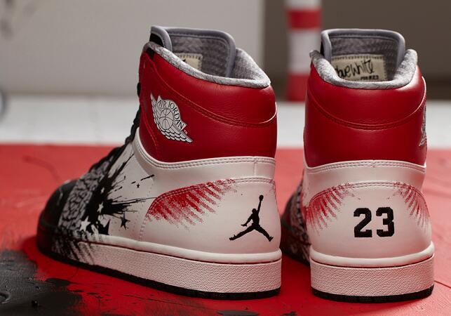Dave White x Air Jordan 1 Wings For The Future