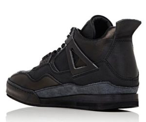 Air Jordan 4 Hender Scheme Triple Black