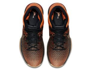 Air Jordan XXX1 (31) Black/Black-Starfish (Shattered Backboard)