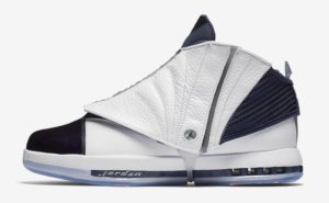 Air Jordan 16 Retro Midnight Navy