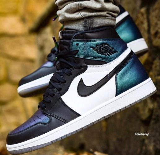 Air Jordan 1 Retro High OG All-Star