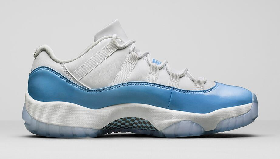 "the latest e5ae2 ddec5 Air Jordan 11 Low ""UNC"" Review - 23 Is Back"