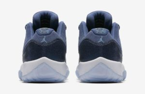 Air Jordan 11 Low GS Blue Moon