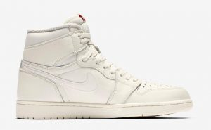 Air Jordan 1 Retro High OG Premium Essentials Sail