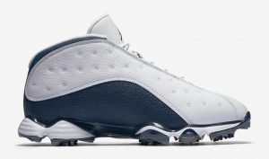 Air Jordan 13 White/Navy