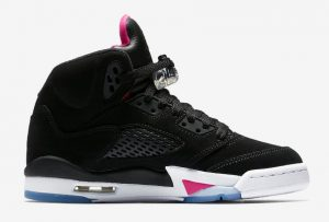 Air Jordan 5 GS Deadly Pink