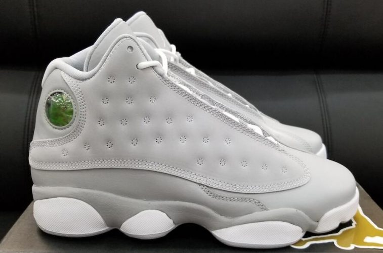 Air Jordan 13 GS Wolf Grey