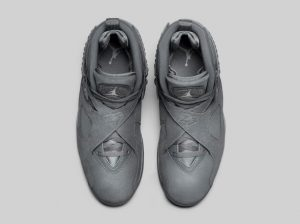 Air Jordan 8 Cool Grey