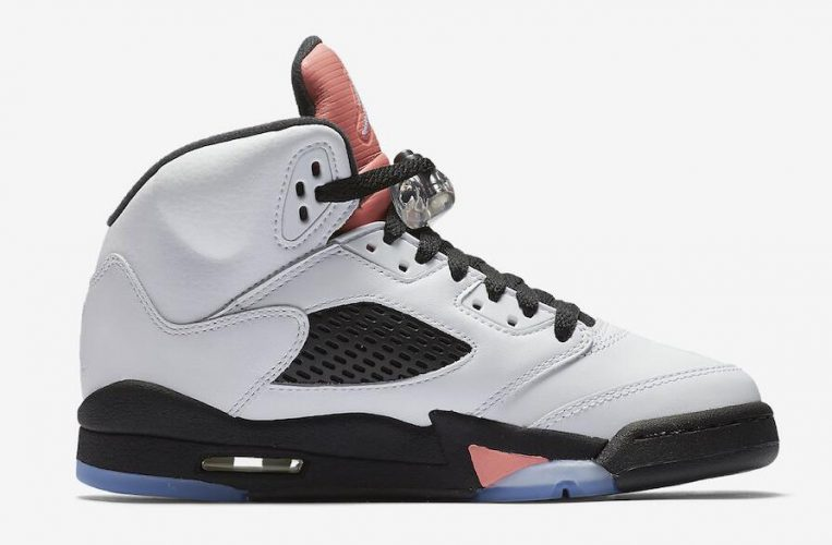 Air Jordan 5 GS Sunblush