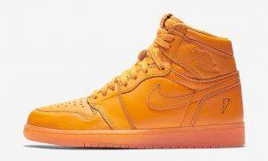Air Jordan 1 High G8RD Orange Peel