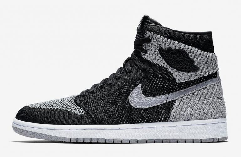 Air Jordan 1 Retro High Flyknit Shadow