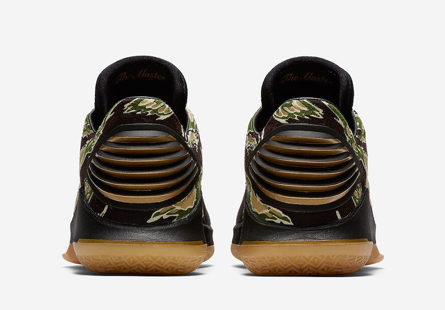 64690c93e99 Air Jordan 32 Low Camo Also Releasing in Adult Sizes - 23 Is Back