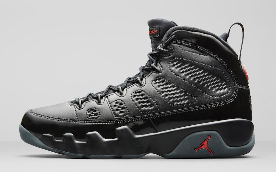 3aa8badd9bc Air Jordan 9 Bred To Drop In Early March - 23 Is Back