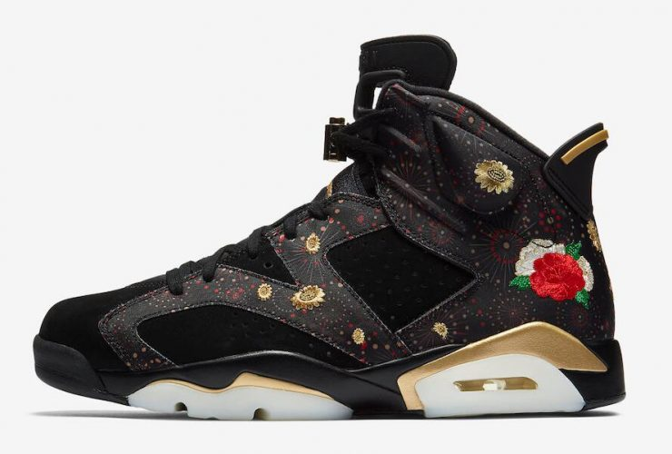Air Jordan 6 Chinese New Year