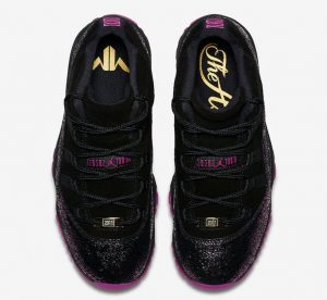 Air Jordan 11 Low Rook To Queen