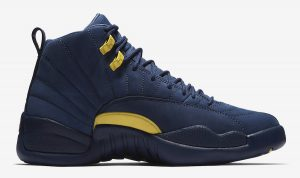 Air Jordan 12 Michigan