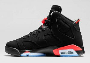 Air Jordan 6 GS Infrared