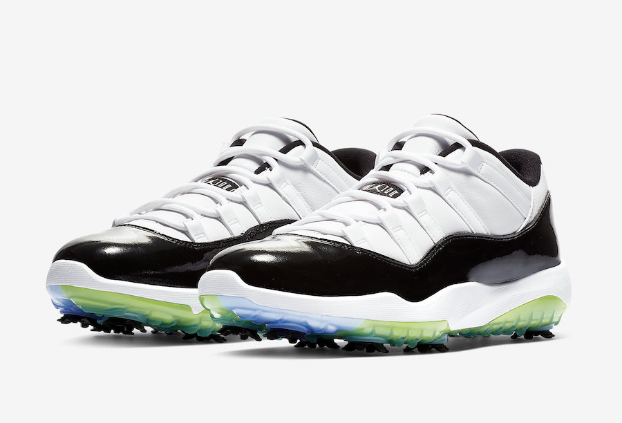 Air Jordan 11 Low Golf Concord