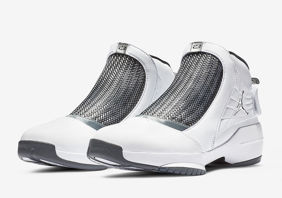 Air Jordan 19 Melo Flint