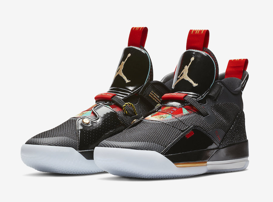 Air Jordan 33 Chinese New Year