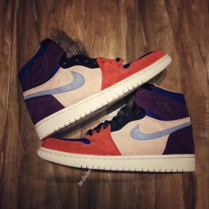 Air Jordan 1 Aleali May
