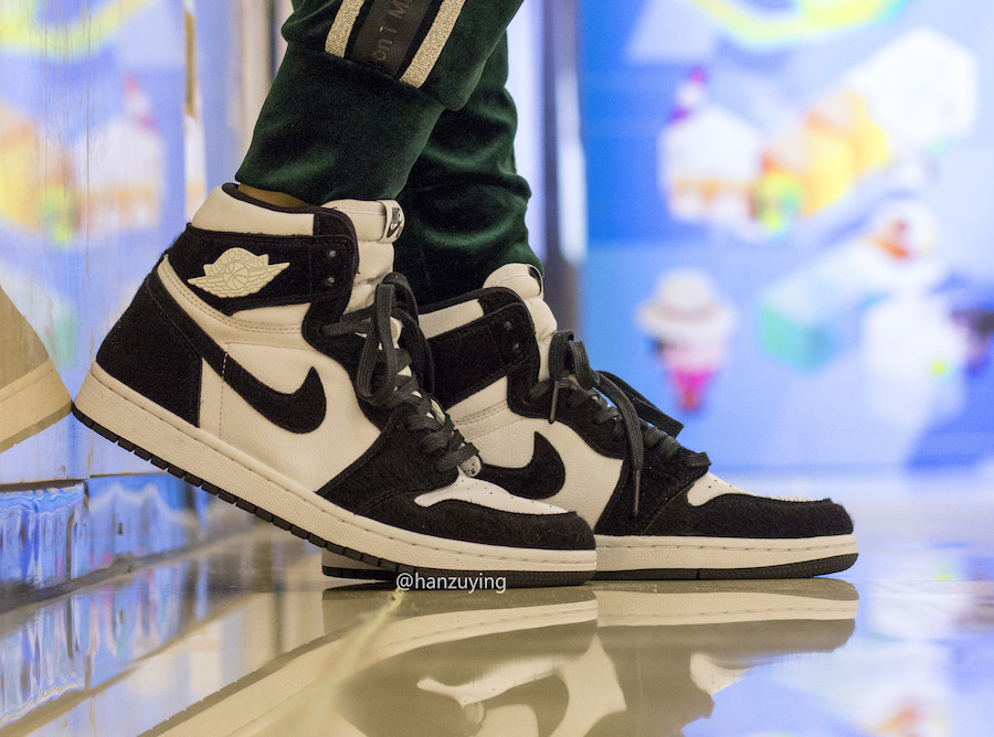 Air Jordan 1 Retro High OG WMNS Panda