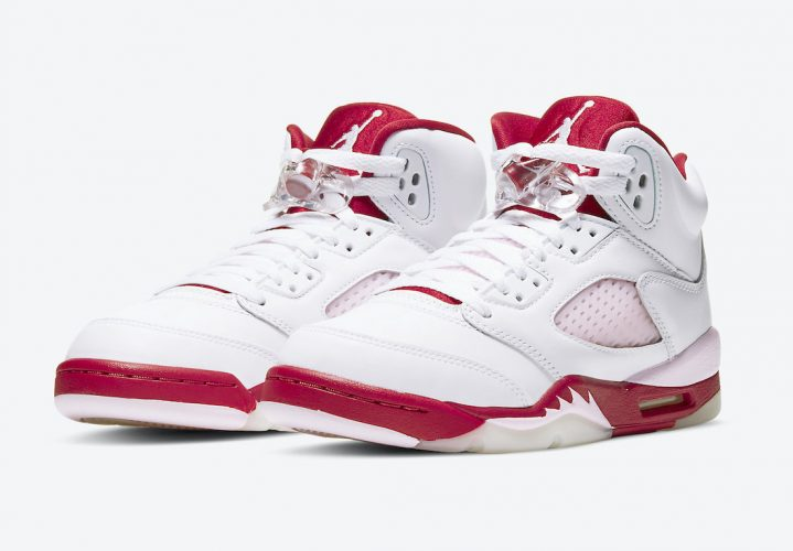 "Air Jordan 5 GS ""Pink Foam"""